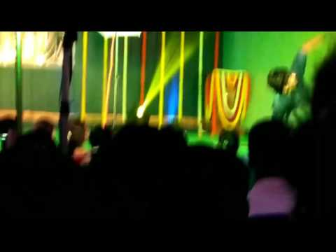 Super dance by a student in college day of Seshadripuram (main) college Bangalore