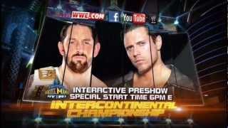 WWE Wrestlemania 29 Final Match Card (1080p)