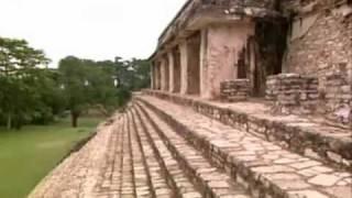 Messico - Palenque - zona archeologica
