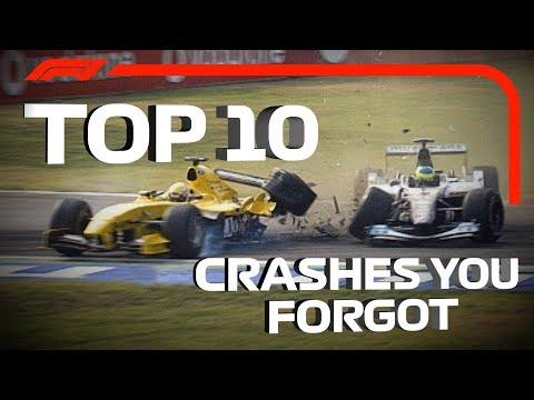 Xxx Mp4 The Top 10 Crashes You Forgot 3gp Sex
