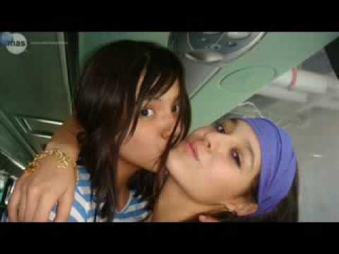 Danna Paola y Samadhi