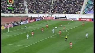 Iran vs South Korea Second Half Highlights