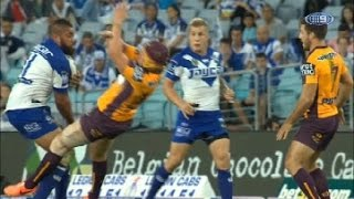NRL *BIG* Hits - Frank Pritchard takes out Todd Lowrie