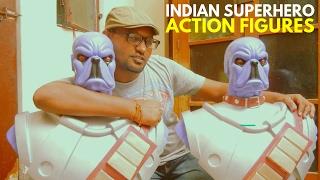 Indian Superhero Action Figure Artist | Prem Gupta | Documentary Short #7