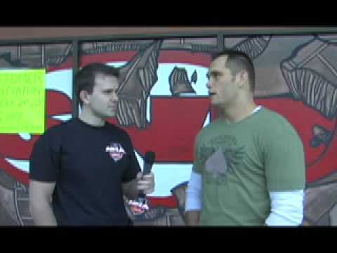 Rich Franklin on Dan Henderson TUF and his move to 205