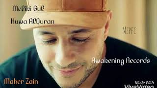 Maher Zain Huwa AlQuran Lyrics+English Translation (it is the Quran)Meliki Gul editing