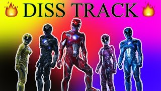 Power Rangers 2017 Diss Track