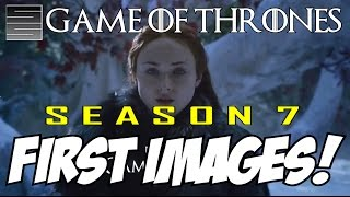 Game of Thrones Season 7 Teaser Images! - First Official HBO Images