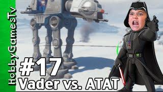 Disney Infinity 3 0 Star Wars Hoth 17 Luke ATAT Fight HobbyGamesTV