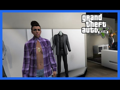GTA Online : 8 Sexy/Nice Female Outfits