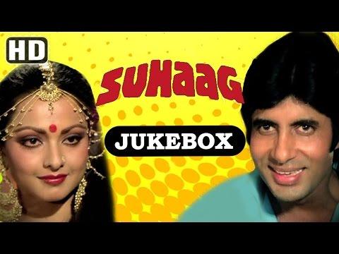 Xxx Mp4 Suhaag All Songs Video JUKEBOX HD Amitabh Bachchan Shashi Kapoor Rekha Old Hindi Songs 3gp Sex