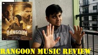 Beats and Beyond: Music Review | Rangoon | Vishal Bhardwaj
