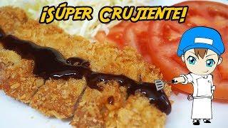 ℗ Tonkatsu + salsa casera | #recetasturbo | Superpilopi