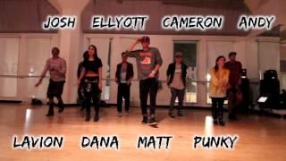 NA NA - Trey Songz Dance Video | @MattSteffanina Choreography (@DanceMillennium Hip Hop Class)