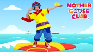 Beach Songs Wheels on the Bus and More Baby Songs   Nursery Rhymes for Kids by Mother Goose Club