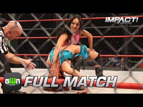 Madison Rayne vs Gail Kim FULL MATCH TNA Lockdown 2014 IMPACT Wrestling Full Matches