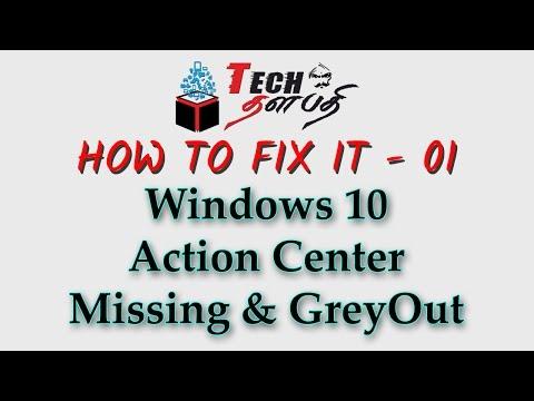 Xxx Mp4 Windows 10 Action Center Icon Missing Greyout Fix TECH THALAPATHI 3gp Sex