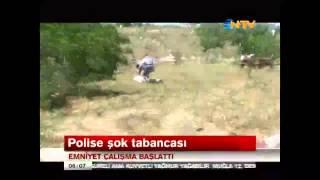 Polise Yeni Silahlar Verilecek video izle