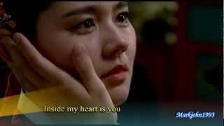 Moon Embracing The Sun -Theme song (Inside My Heart - Frencheska Farr W/lyrics)