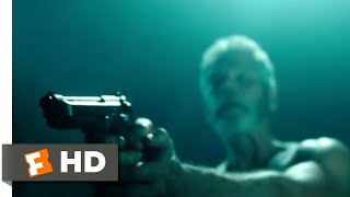 Don't Breathe (2016) - Blind Man with a Gun Scene (3/10) | Movieclips