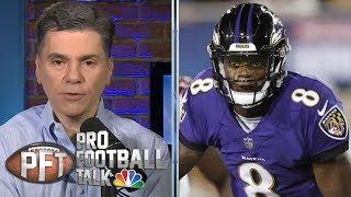 Second year QB breakout season predictions | Pro Football Talk | NBC Sports