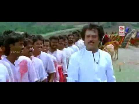 Tamil Old Songs   Vanthenda Paalkaran Tamil Full Song   Annamalai Movie Songs
