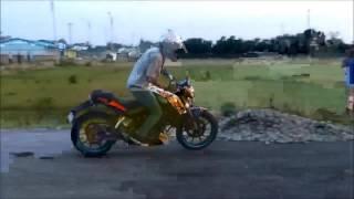 Nepal Bike Stunt   Siddharth Chettri   Stunter X Sid   2016