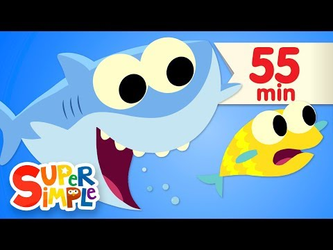Xxx Mp4 Baby Shark More Kids Songs Super Simple Songs 3gp Sex