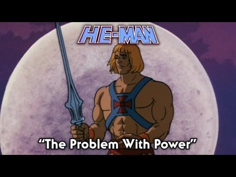 He-Man - The Problem With Power - FULL episode