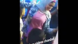 احلي رقص بلدي لمحجبه زي القمر وتهز صدرها الجامد اوي...هتعيد الفيديو اكتر من مره