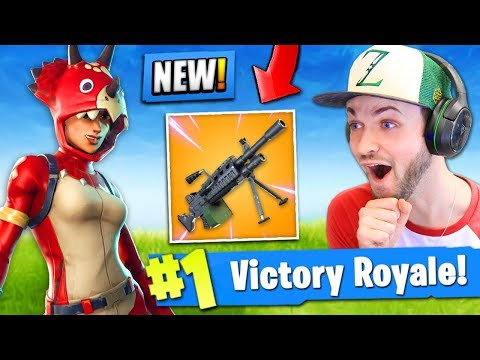 Xxx Mp4 NEW LIGHT MACHINE GUN Coming To Fortnite Battle Royale LMG UPDATE 3gp Sex