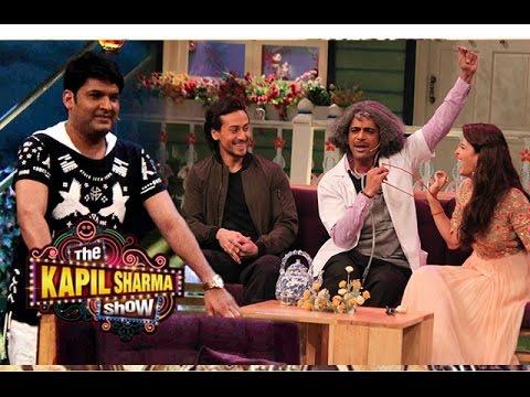 The Kapil Sharma Show | Tiger Shroff & Jacqueline Promote 'A Flying Jatt' on Kapil Sharma's Show