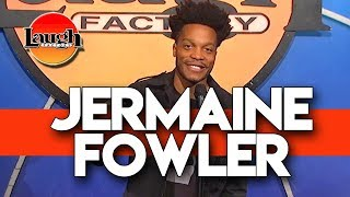 Homeless Girlfriend | Jermaine Fowler LIVE at the Laugh Factory