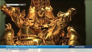 Demandez Le Programme : Damien Hirst, inventeur de trésors !