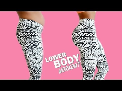 Xxx Mp4 10 MIN LOWER BODY WORKOUT Tone Up Your Glutes Legs Thighs Best No Equipment Home Workout 3gp Sex