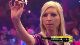 Sherrock V de Graaf (2) 2015 [QF] BDO World Championship