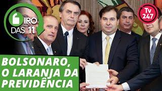 Bolsonaro, o laranja da Previdência - Giro das 11 com Mauro Lopes - 20.fev.2019