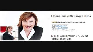 Property mis-management by Janel Harris and Jade Coultman - Janel does not answer (Part 3 of 5)