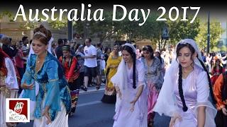 Australia Day 2017 #IRAN #Persian
