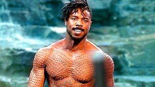 BLACK PANTHER Bande Annonce Finale ✩ Superhéros Marvel (2018)