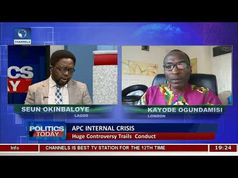 Xxx Mp4 Ogundamisi Asks Critics To Leave Buhari S Fate To Nigerians Politics Today 3gp Sex