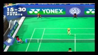 Anna Kournikova's Smash Court Tennis (Playable Demo) - Official UK Playstation Magazine 48