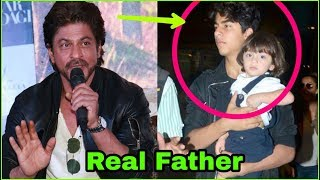 Finally ! Real Father of Abram Khan is revealed |Shocking but true
