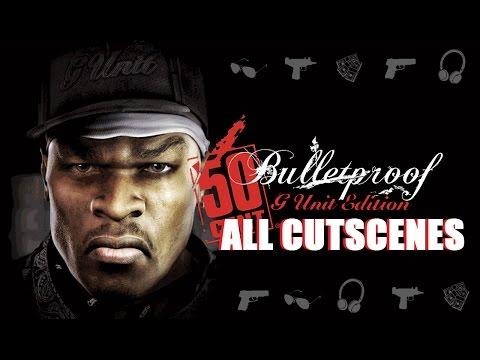 Xxx Mp4 50 Cent Bulletproof All Cutscenes Full Game Movie HD 720p 3gp Sex