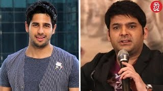 Sidharth Working Hard On His Upcoming Projects | Kapil