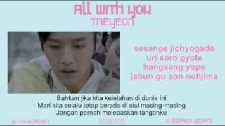 TAEYEON - ALL WITH YOU (Ost. Moon Lovers) [MV, EASY LYRIC, LIRIK INDONESIA]
