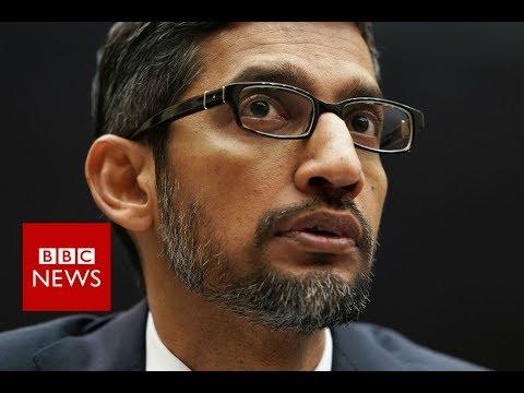 Xxx Mp4 Google Chief Denies Political Bias Claims BBC News 3gp Sex