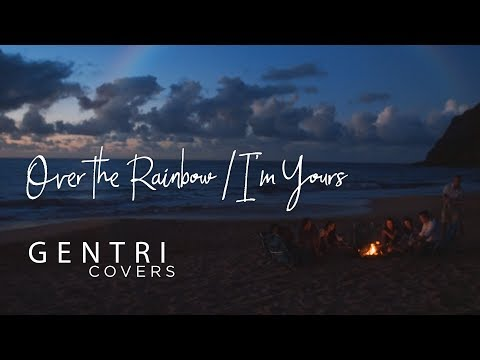 """Somewhere Over the RainbowI'm Yours"" (IzJason Mraz Cover) 
