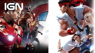 Rumor: Marvel Vs. Capcom 4 Coming in 2017 - IGN News