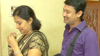 Tamil's surprise gift I Tamil-Thulasi Romance
